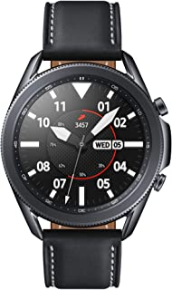 Samsung R840 Galaxy Watch 3 45 mm BT SM-R840NZK, Mystic Black