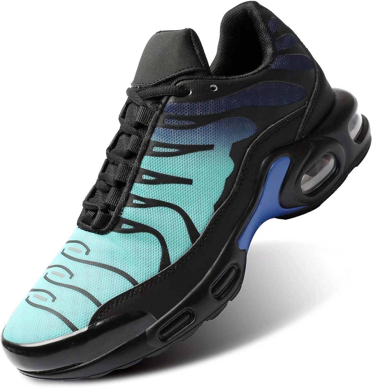 Socviis Men's Fashion Sneaker Air Running Shoes for Men Athletic
