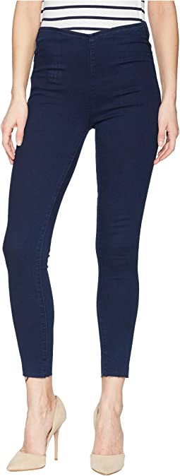 Free People Easy Goes It Jeans in Dark Denim
