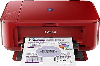 Canon Pixma Printer E560 Red (8992B021AA)