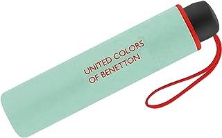 Paraguas Mini Mujer Manual United Colors of Benetton, Ocho