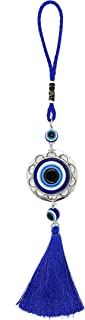 Bravo Team Resin Evil Eye Hanging Charm Pendant for Good Luck and Protection, Comes with..