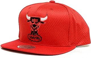 Mitchell & Ness NBA Jersey Mesh Adjustable Snapback