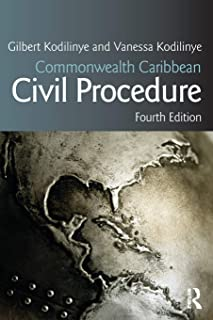 Commonwealth Caribbean Civil Procedure (Commonwealth Caribbean Law)