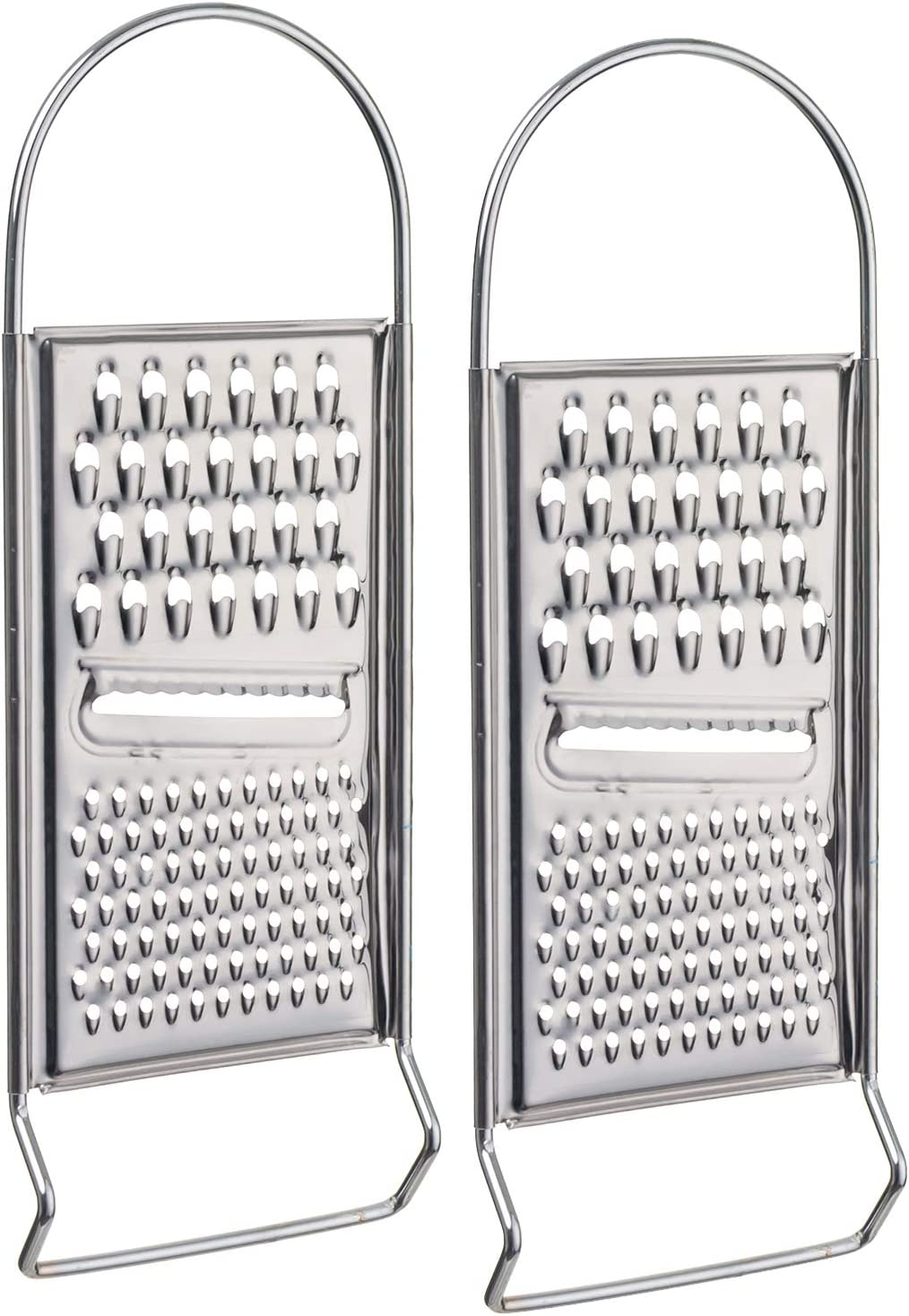 Ergonomic Metal Heavy Duty Kitchen New sales Grater Ultra Excellent S Vegetables for
