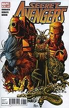 Secret Avengers #8 VF/NM ; Marvel comic book