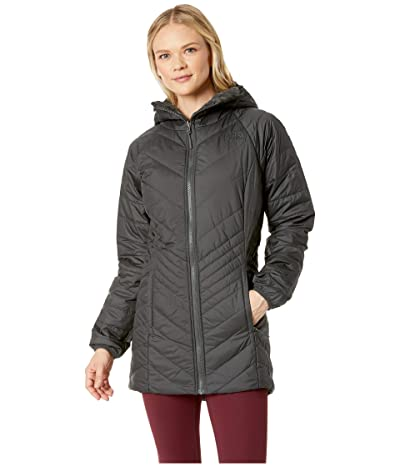 The North Face Mossbud Insulated Reversible Parka (Asphalt Grey) Women