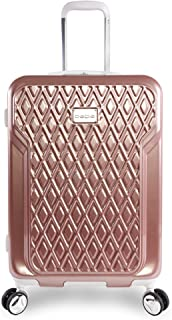 "BEBE Women's Stella 21"" Hardside Carry-on Spinner Luggage"