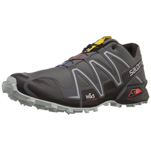 21b375668de6 Salomon Men s Speedcross 3 Trail Running Shoe