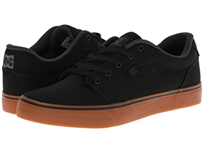 DC Anvil TX (Black/Gum) Men