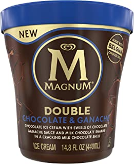 Magnum Double Chocolate & Ganache Ice Cream 14.8 oz