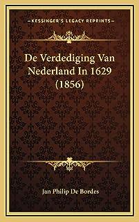 De Verdediging Van Nederland In 1629 (1856)