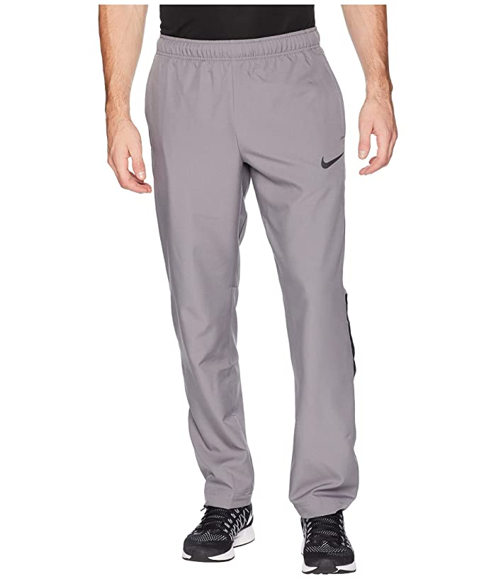 Nike Dry Pants Team Woven (Gunsmoke/Black/Black) Men
