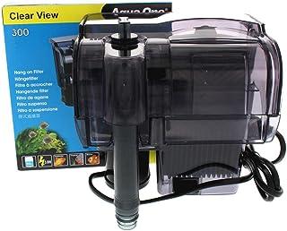 300 Clearview Hang On Filter 300 L/Hr 29027 Fish Tank Aquarium Aqua One