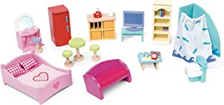 Le Toy Van Dollhouse Furniture & Accessories, Deluxe Furniture Set