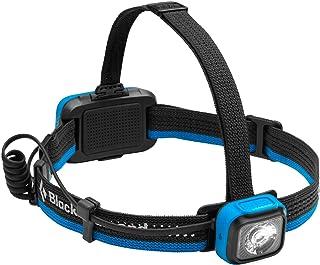 Black Diamond SPRINTER 275 HEADLAMP, USB-uppladdningsbar och väderbeständig pannlampa med rött bakljus