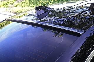 JR2 Carbon Look for 2000 2001 2002 2003 2004 2005 2006 2007 2008 2009 Volvo S60 Sedan Rear Window Roof Spoiler