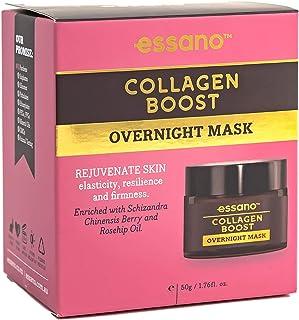 Essano Collagen Boost Overnight Mask, 50g