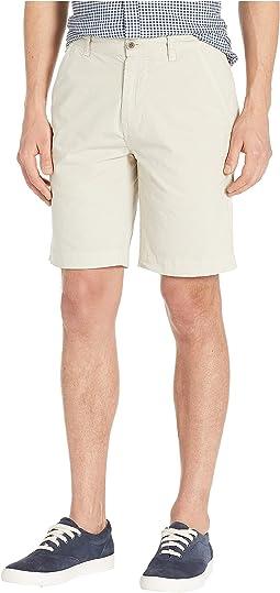 Stretch Poplin Shorts
