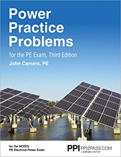 Power Practice Problems for the PE Exam