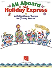 Hal Leonard All Aboard the Holiday Express Song Collection With Reproducible Singer Pages (Song Collection With Reproducible Singer Pages)