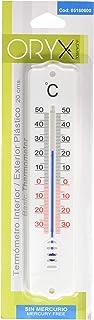 ORYX 5160600Außen/Innen Oryx Thermometer, Kunststoff, 20cm
