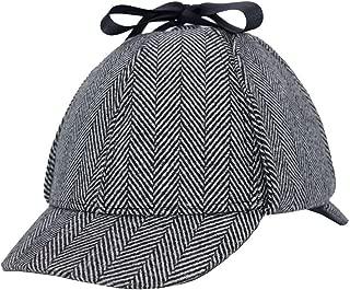 Unisex Sherlock Detective Hat