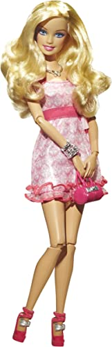 Barbie - R9880 - Poupée - modeistas - Girly