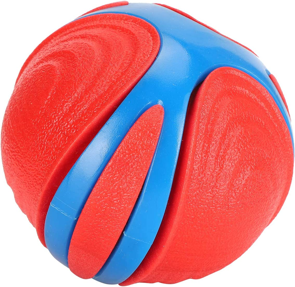 Max 45% OFF Garsentx Dog Chew Balls Bite Toy Ball Bit Solid TPR Dogs for Classic Pet