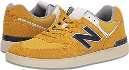 Golden/Navy