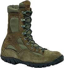 Belleville Mens Waterproof Assualt Flight Work/Duty Boots Green