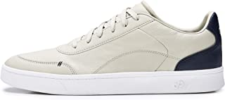 CARE OF by PUMA Men's Leather Low-Top Trainers