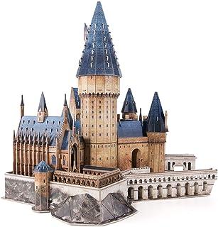 CubicFun Puzzle 3D Harry Potter La Grande Salle du château de Poudlard, Cadeaux pour Adulte Enfant Garçon Fille Femme, 187...