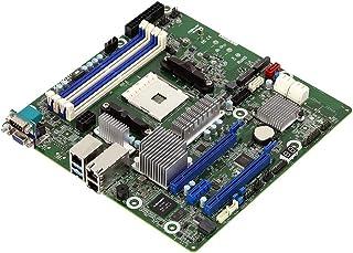 ASRock X470D4U2-2T AM4 X470 Micro ATX Placa base, Ryzen Series CPU, Dual 10G LAN, IPMI