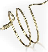 Peter Alan Inc Metal Snake Armband