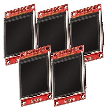 kuman 3.5 Inch Touch Screen TFT Monitor LCD Display SPI with Touch Pen for Raspberry Pi 3B+ / 3B,Pi 2B, Pi Zero W, Pi A/A+ / B/B+ Pantalla Táctil SC106: Amazon.es: Electrónica