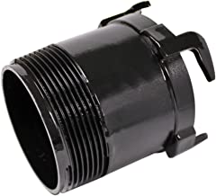"""Quick Products QP-RWOA3 RV Waste Outlet Adapter – 3"""""""