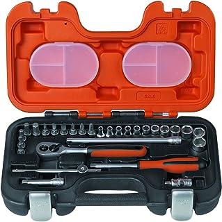 "Bahco S290 1/4"" Socket Set (29-piece)"
