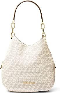Lillie Large Leather Shoulder Bag