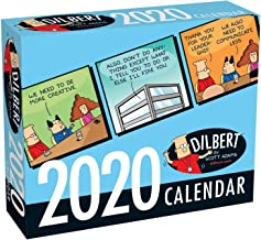 Dilbert by Scott Adams 2020: Original Andrews McMeel-Tagesabreißkalender [Kalendar]
