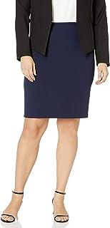 تنورة Calvin Klein النسائية (المقاسات العادية والكبيرة)