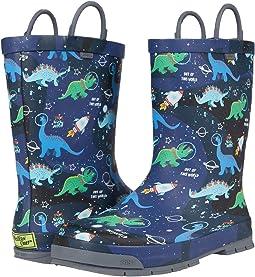 Space Dinos Rain Boots (Toddler/Little Kid/Big Kid)