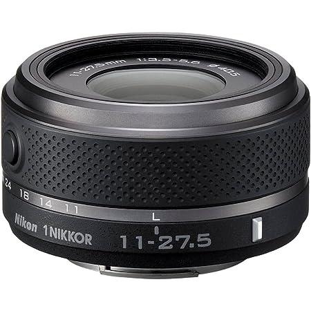 Nikon 標準ズームレンズ 1 NIKKOR 11-27.5mm f/3.5-5.6 ブラック ニコンCXフォーマット専用