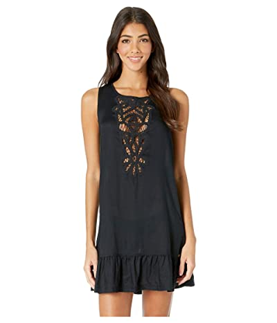Roxy Goldy Soul Tank Cover-Up Dress Women