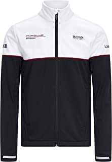 Porsche Motorsport Team Softshell Jacke mit Motorsport Kit