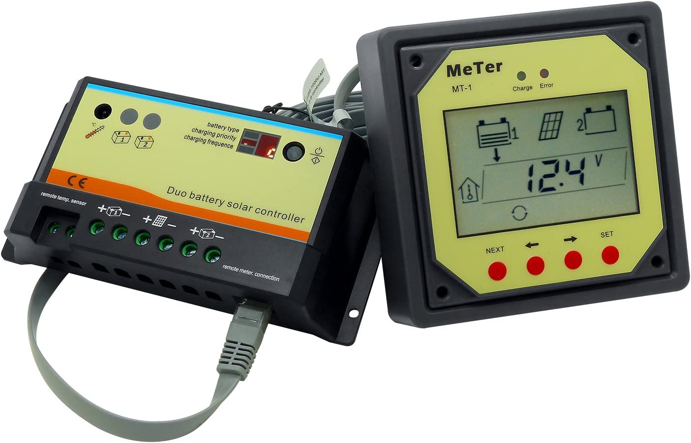 EPEVER PWM Solar Charge Controller EPIPDB-COM Max 42% OFF 12V 2 20A Cheap Series