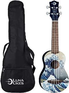 Luna Guitars, 4-String Ukulele (UKE GW SOPRANO)