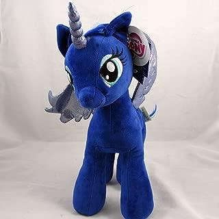 Build A Bear My Little Pony Princess Luna Plush Stuffed Horse Animal