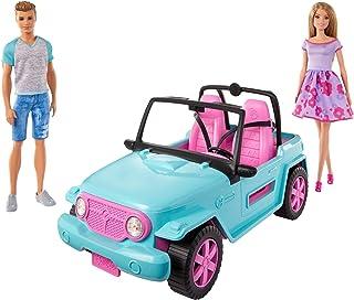 Barbie Ken Vehículo