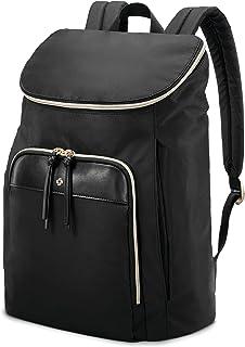 Samsonite Women's Solutions Bucket Backpack, Black, One Size
